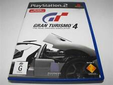Gran Turismo 4 PS2 PAL *Complete*