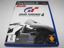 Gran Turismo 4 PS2 PAL Preloved *Complete*