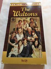The Waltons: The Hunt - Premiere Episode, Richard Thomas, Ralph Waite, VHS
