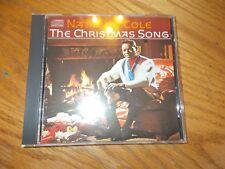 NAT KING COLE/THE CHRISTMAS SONG CD