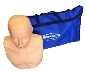 CPR Training Manikin Adult & Child Manikin with carry bag/mat NEW-Advanced Head