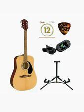 Fender FA-125  Dreadnought Acoustic Guitar w/ Bonus Accesories