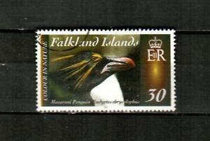 FALKLAND ISLANDS Scott's 1108a ( 1v ) Macaroni Penguin F/VF Used ( 2013 )