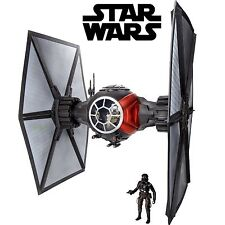 """Star Wars E7 Black Series 6"""" Special Forces Tie Fighter Deluxe Vehicle"""