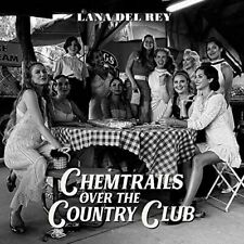 LANA DEL REY - Chemtrails Over The Country Club (2021) LP