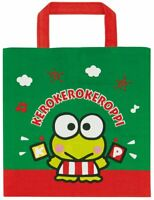 Keroppi Small Tote Bag Sanrio *NEW From Japan* USA Seller