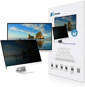 28 Inch Privacy Screen Filter for Widescreen Monitor(16:9 Aspect ratio)(cracked)