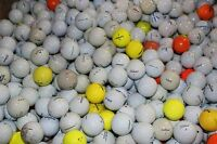 100 Assorted Brands X-Out/Practice Mix Used Golf Balls
