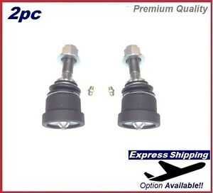Front Lower Ball Joint SET For 02-05 Ford Thunderbird 02-06 Lincoln LS K500085