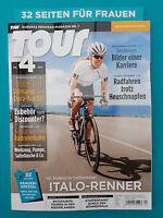 Tour Nr.4/2017 Europas Rennrad - Magazin Nr.1  ungelesen 1A  absolut TOP