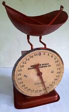 Antique Look Decorative Scale Kitchen Rustic Farmhouse Decor