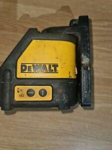 Dewalt DW087 laser level