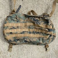 USMC ILBE MARPAT PACK Backpack LID COVER US Military Issue B Grade