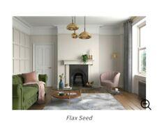 Dulux Heritage Eggshell Durable Luxury Paint  Flax Seed 0.75L
