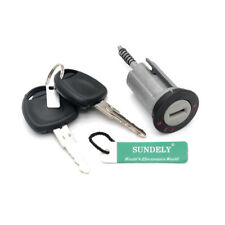 Vauxhall Astra G Corsa B/C Combo Ignition Barrel Switch 2 Keys