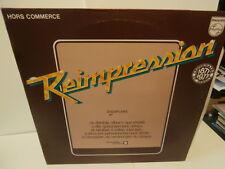 """reimpression""""ange/brassens/halllydaybrel.""""dble""""lp12""""or.fr..promo hors commerce"""