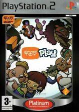 EyeToy Play (Sony PlayStation 2 2004) Platinum