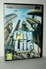 CITY LIFE PREMIUM GIOCO USATO OTTIMO STATO PC DVD VERSIONE ITALIANA RS2 50745