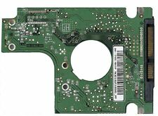 Controladora PCB WD 6400 bevt - 60a0rt0 discos duros electrónica 2060-771672-004