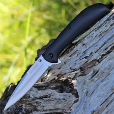 KERSHAW - Al Mar AM-4 G-10 Spring Assist SPEEDSAFE A/O Flipper knife KAI 2330