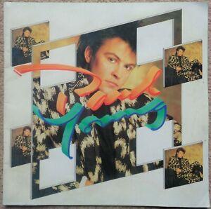 Paul Young original 1985 tour programme