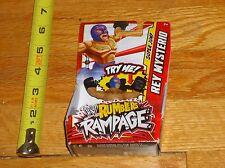 2013 WWE WWF Mattel Rey Mysterio Rumblers Rampage Wrestling Figure MIP
