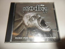CD THE PRODIGY – Music for the Jilted Generation