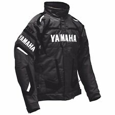 MENS YAMAHA FOUR STROKE SNOWMOBILE JACKET BLACK FXR SMB-16J4S-BK-LG LARGE