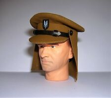 Banjoman 1:6 Scale Custom WW2 British S.A.S. Cap With Neck Shield