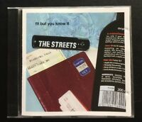 THE STREETS 'FIT BUT YOU KNOW IT' 2004 CD SINGLE UK HIP-HOP