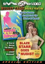 Nude on the Moon/Blaze Starr Goes Nudist New