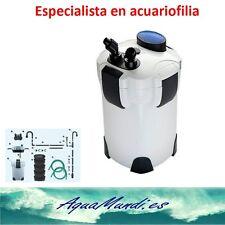 filtro externo exterior acuario HW-302 marino dulce pecera tortuguera 1000 L/H