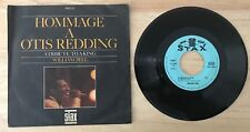 RARE FRENCH SP WILLIAM BELL HOMMAGE A OTIS REDDING