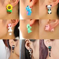Polymer Clay Earrings - Animal & Characters - New Handmade - UK Stock