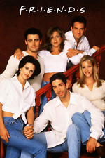Friends Season  Series 1 One Pilot Script. Jennifer Anniston, Courteney Cox.