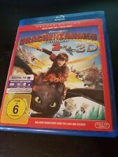 """3D-Deluxe-Edition """"Drachenzähmen leicht gemacht 2""""  [2 DVDs] 2D und 3D"""