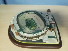 Green Bay Packers Lambeau Field Danbury Mint w/cert stadium.damaged