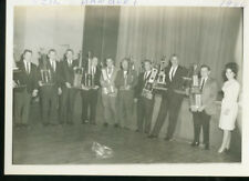 TROPHY WINNERS BANQUENT-AUTO RACING-1966 PHOTO