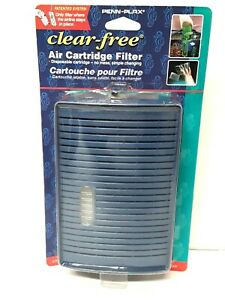 Fish Tank Aquarium Filter Penn Plax Clear Free New In Package  Air Cartridge