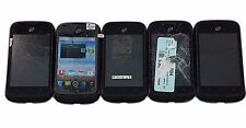 5 Lot Zte Whirl Z660G Tracfone Wireless Android Smartphone Gsm 3G 4 Gb Used