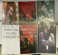 SOMETHING IS KILLING THE CHILDREN 11 1:50, 25, 1 PER STORE VARIANT COVER SET