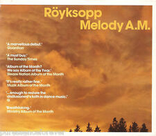ROYKSOPP - Melody A.M. (UK 10 Track CD Album/Slipcase)