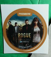 ROGUE ONLY ON DIRECTV CAST GROUP TV PHOTO GET GLUE STICKER