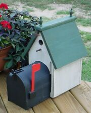 PATTERN - Mailbox Cover  made to look like birdhouse