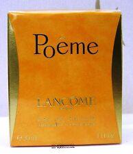 Lancome Poeme 30ml - Eau De Parfum Spray - New Boxed & Cellophaned