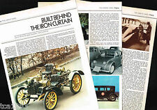 Old TATRA Cars/Auto Article / Photos / Pictures: 603,77,