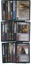 LOTR Shadows RF 18 Card Foil Complete Set