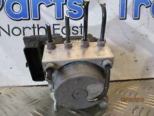2011 FIAT 500 1.2 PETROL  ABS PUMP MODULE 169A400 51880815 #19254