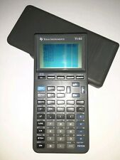 Texas Instruments TI-82 Graphing Calculator School Statistics Math Classroom