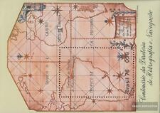 Brazil Block37 fine used / cancelled 1976 Office for hydrography and Navigation